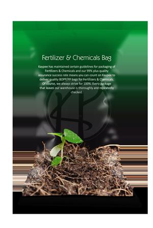 kaypee display fertiliser bag