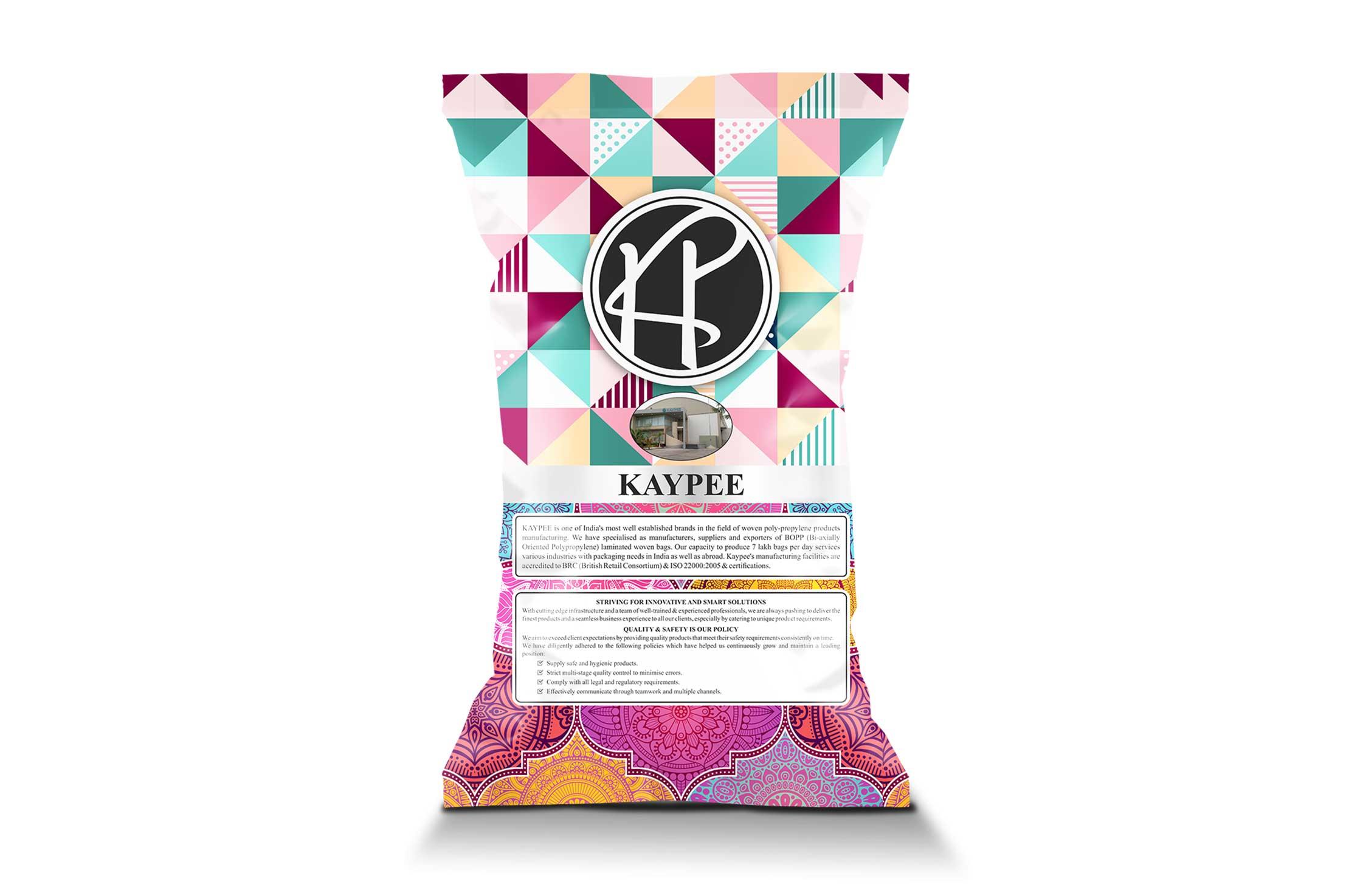kaypee display bag