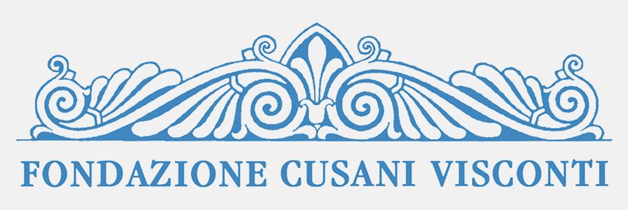 Logo Fondazione Cusani Visconti