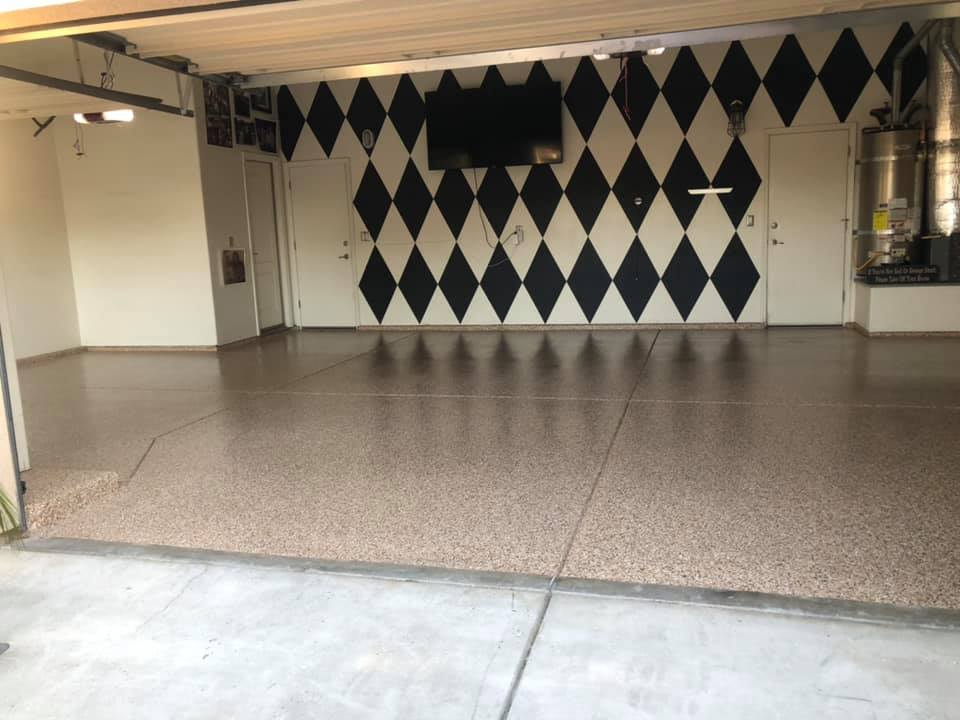 One Day Garage Flooring Bakersfield California