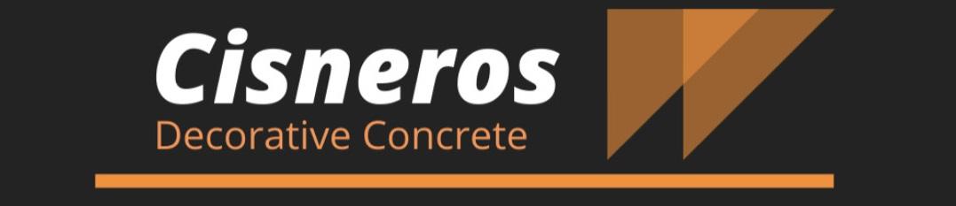 Cisneros Decorative Concrete Logo