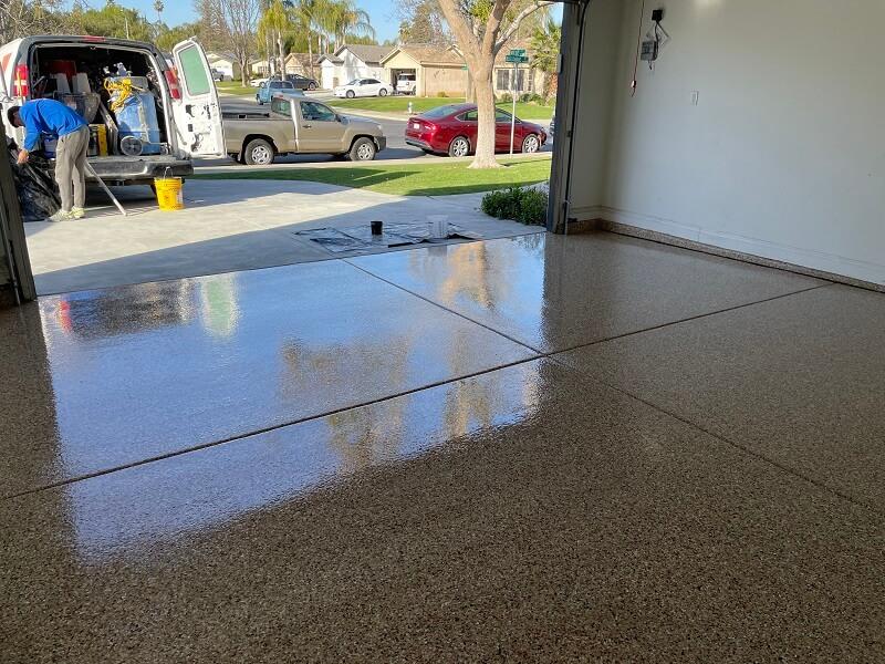 One Day Garage Flooring Bakersfield CA
