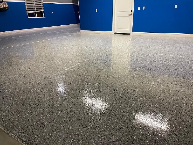 Garage Flooring Bakersfield 1-day Completion