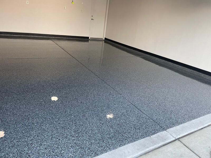 Bakersfield One Day Garage Concrete Floor Coating