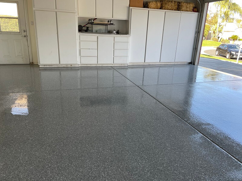 Garage Floor Coatings Bakersfield California