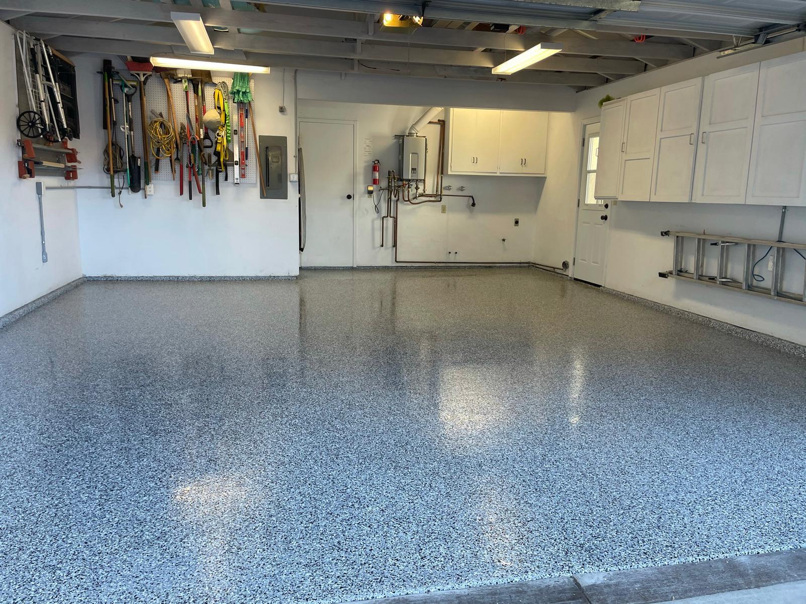 garage flooring Bakersfield