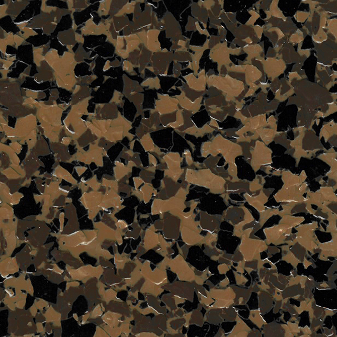 Coffee Flake Flooring Bakersfield