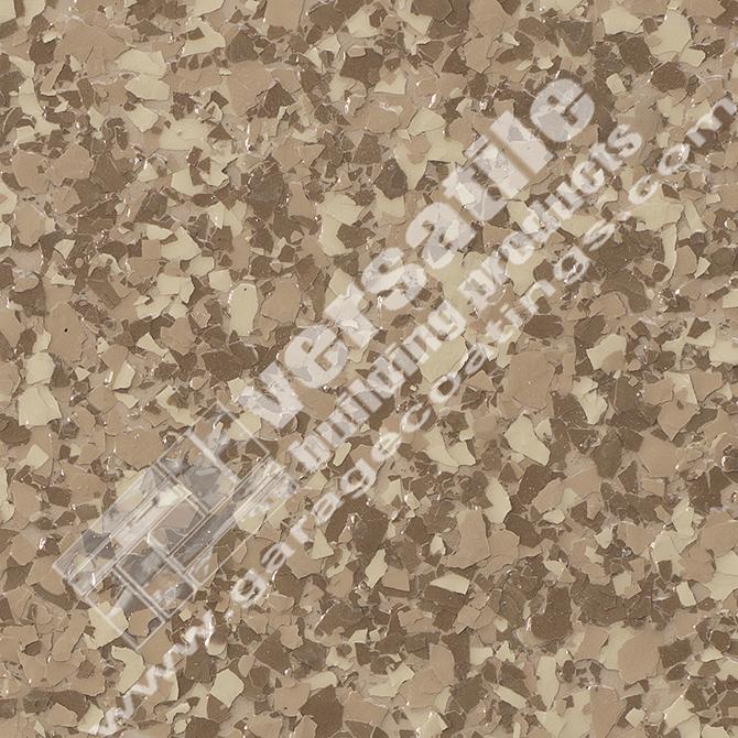 Rare Earth Flake Flooring Bakersfield