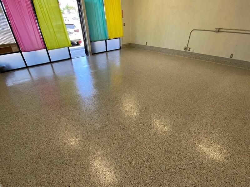 Food Grade Flooring Bakersfield