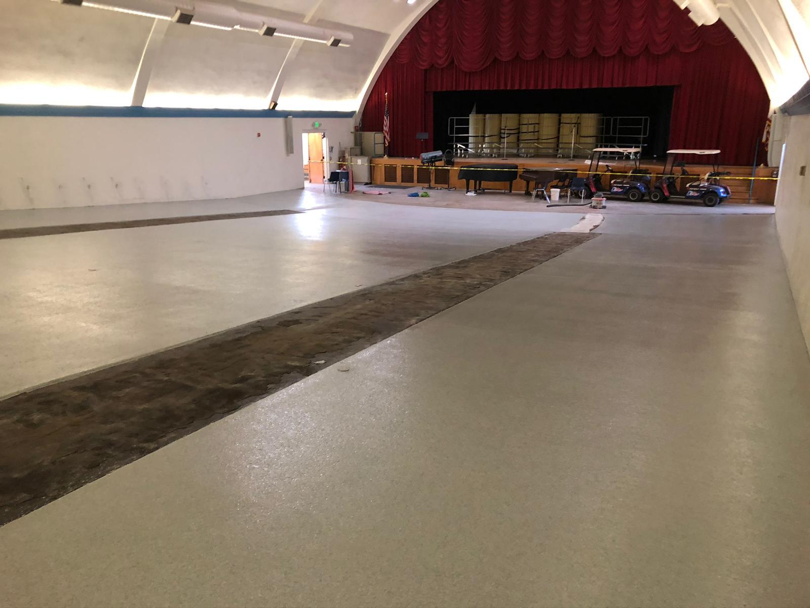 School Flooring Bakersfield