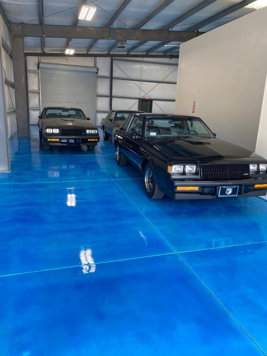 Garage Flooring Bakersfield California