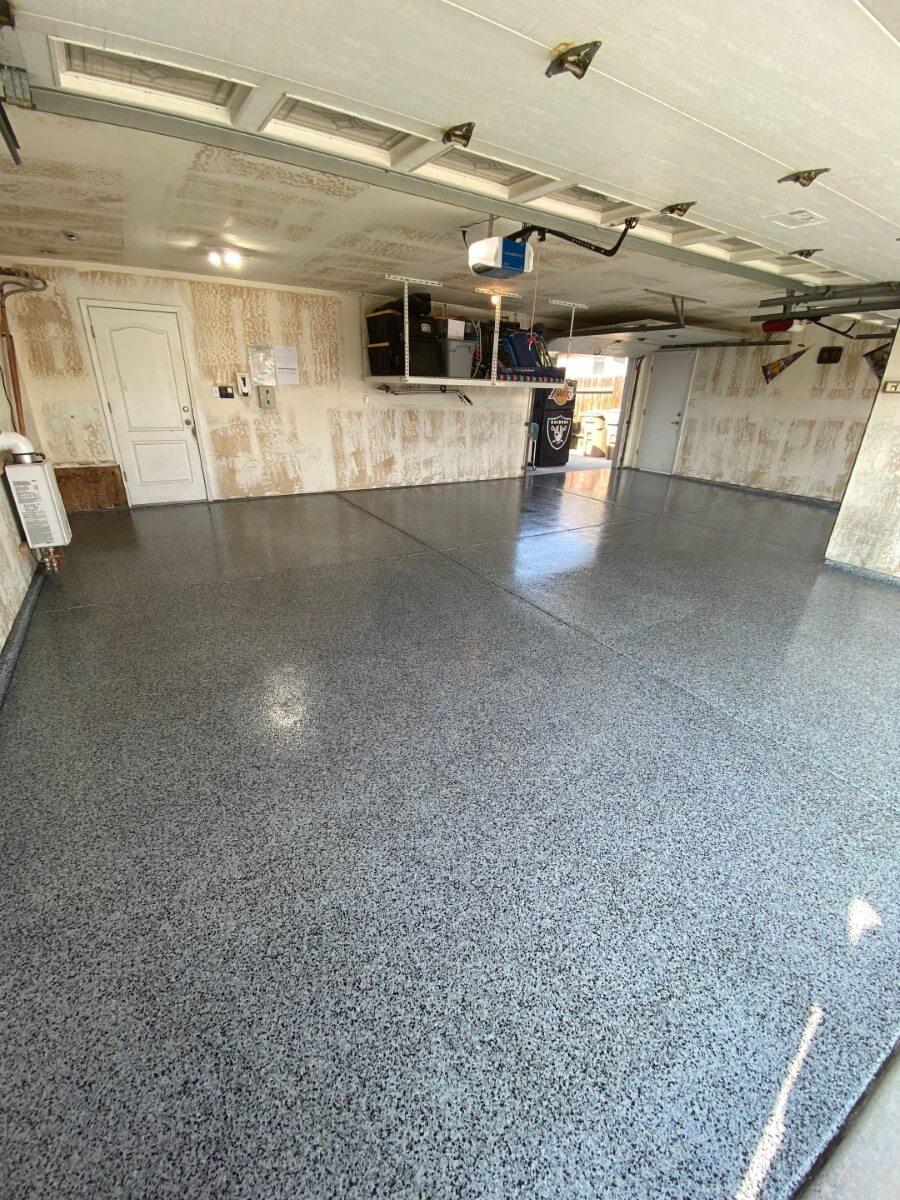 Garage Floor Bakersfield California