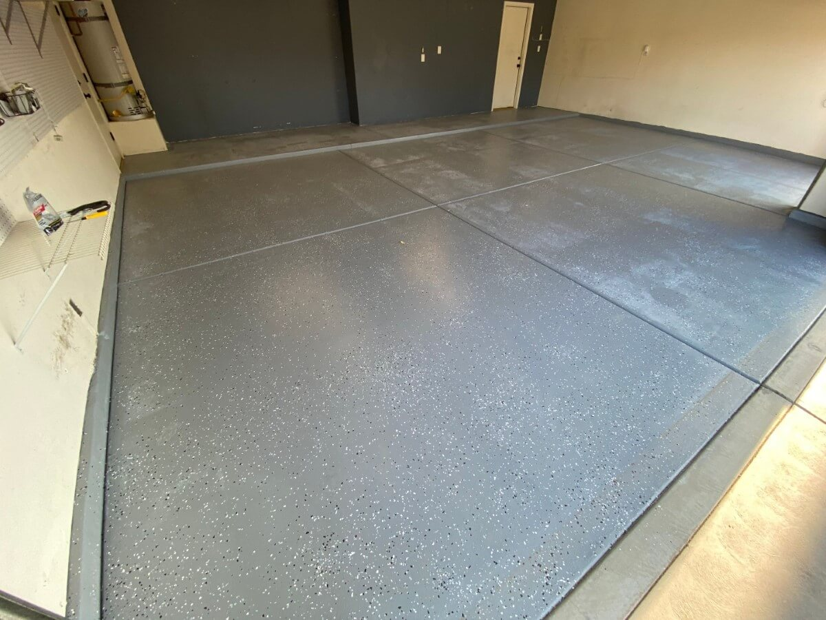 Garage Flooring In Bakersfield