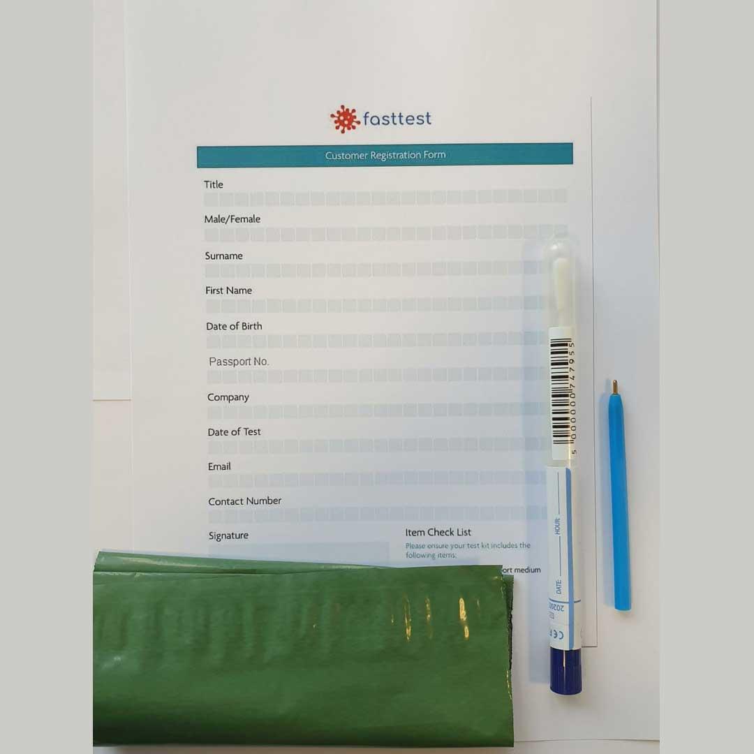 COVID-19 Home Testing Kit