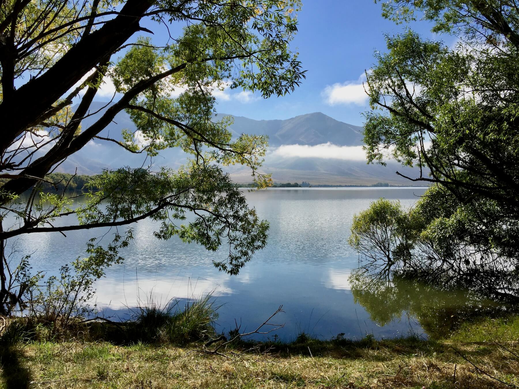 Mountains and Lake in Glenorchy