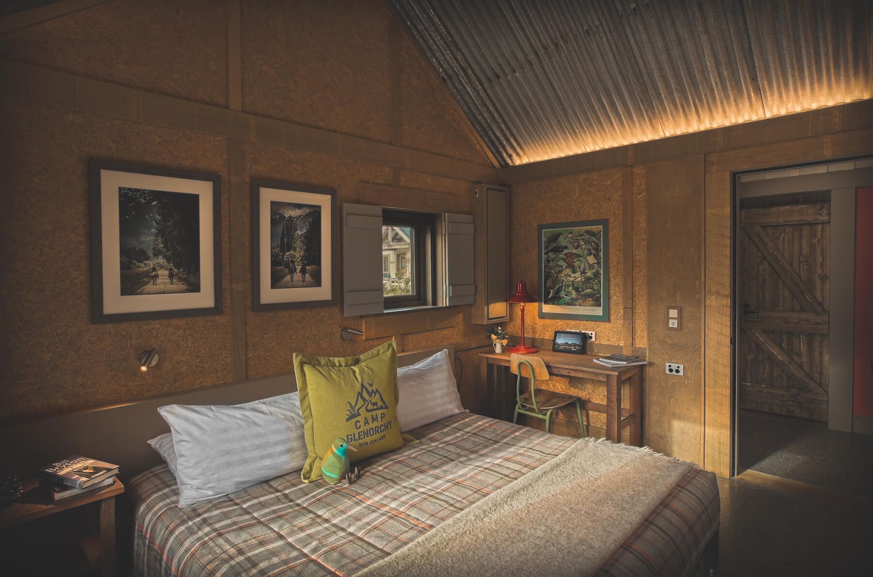 Camp Glenorchy Eco Cabin
