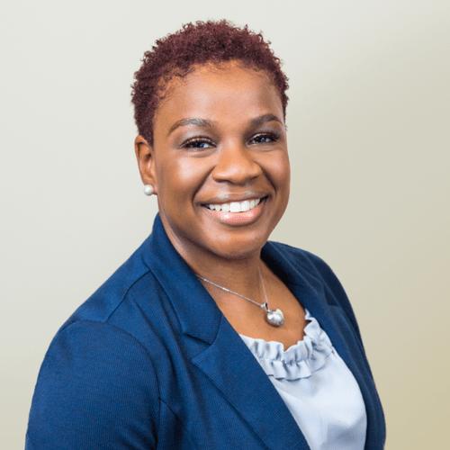 Headshot of Angelina L Toussaint