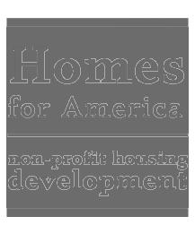 Homes for America logo