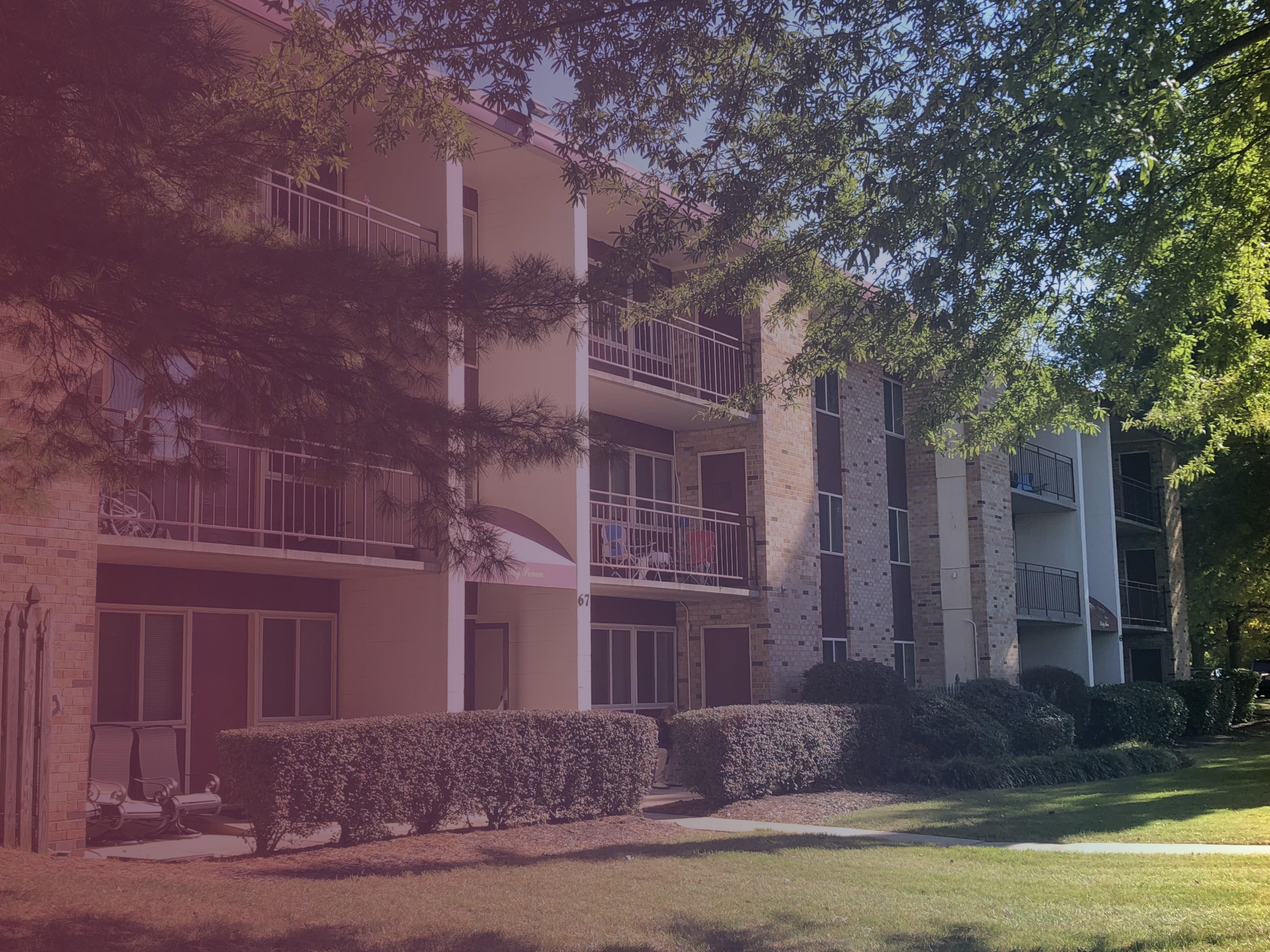 Bradford apartment complex