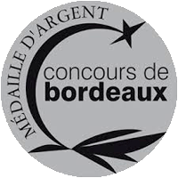 SILVER at the Concours de Bordeaux - Wines of Aquitaine