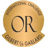 GOLD at the Gilbert & Gaillard Competition