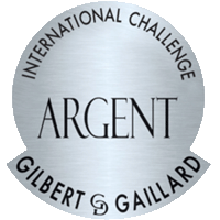 SILVER at the Gilbert & Gaillard Competition