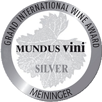 SILVER at the competition Mundus Vini