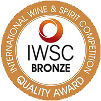 BRONZE at the International Competition «Wine & Spirit Competition»