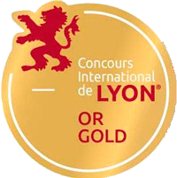 GOLD Medal Lyon International Competition