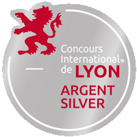 SILVER Medal Lyon International Competition