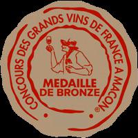 BRONZE Medal mâcon contest