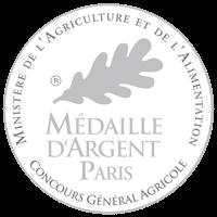 SILVER Medal at the Concours Général Agricole de Paris