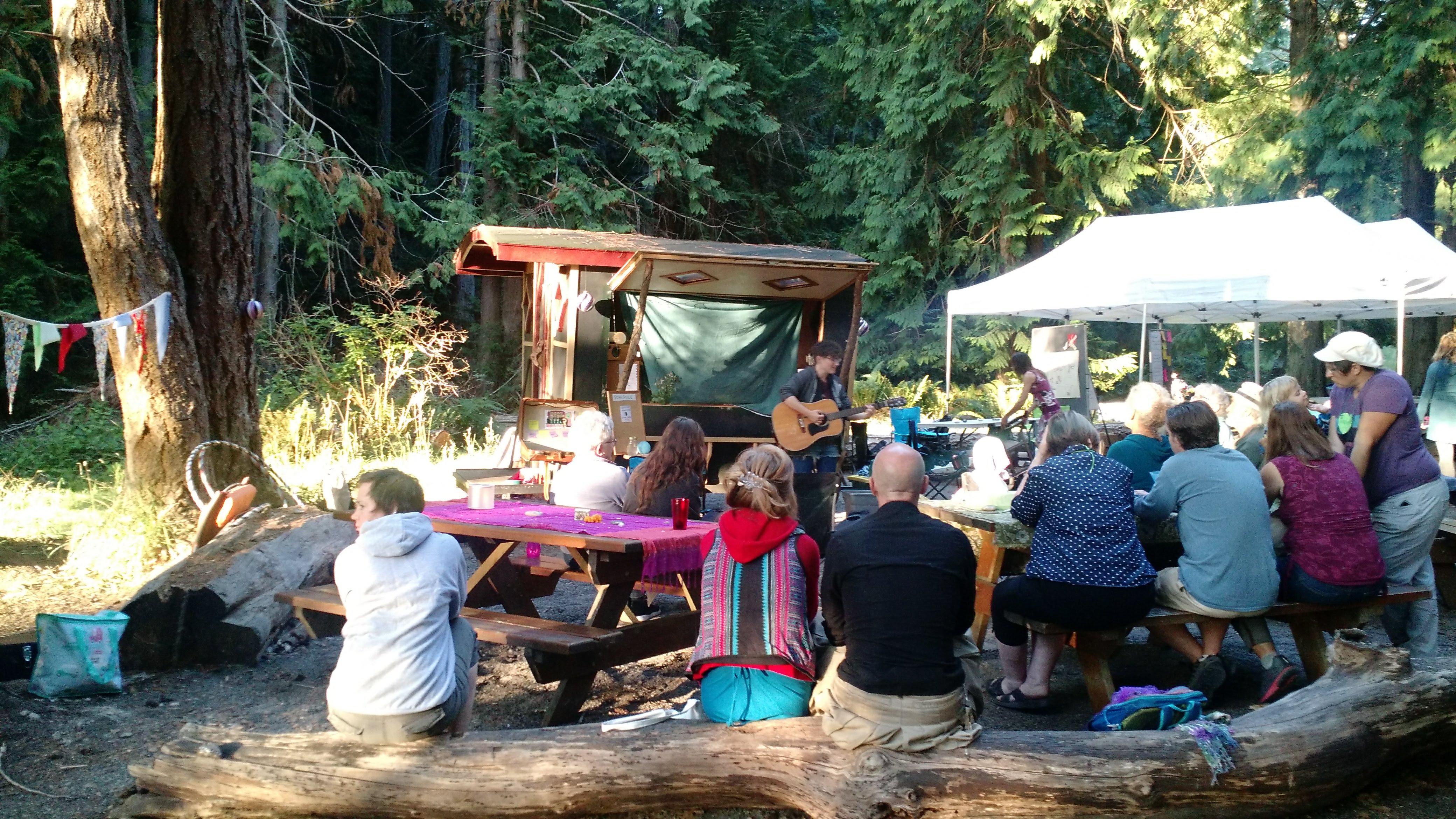 Gabriola NVC Summer Camp (Salish Sea Empathy Society, 2014 - 2019)