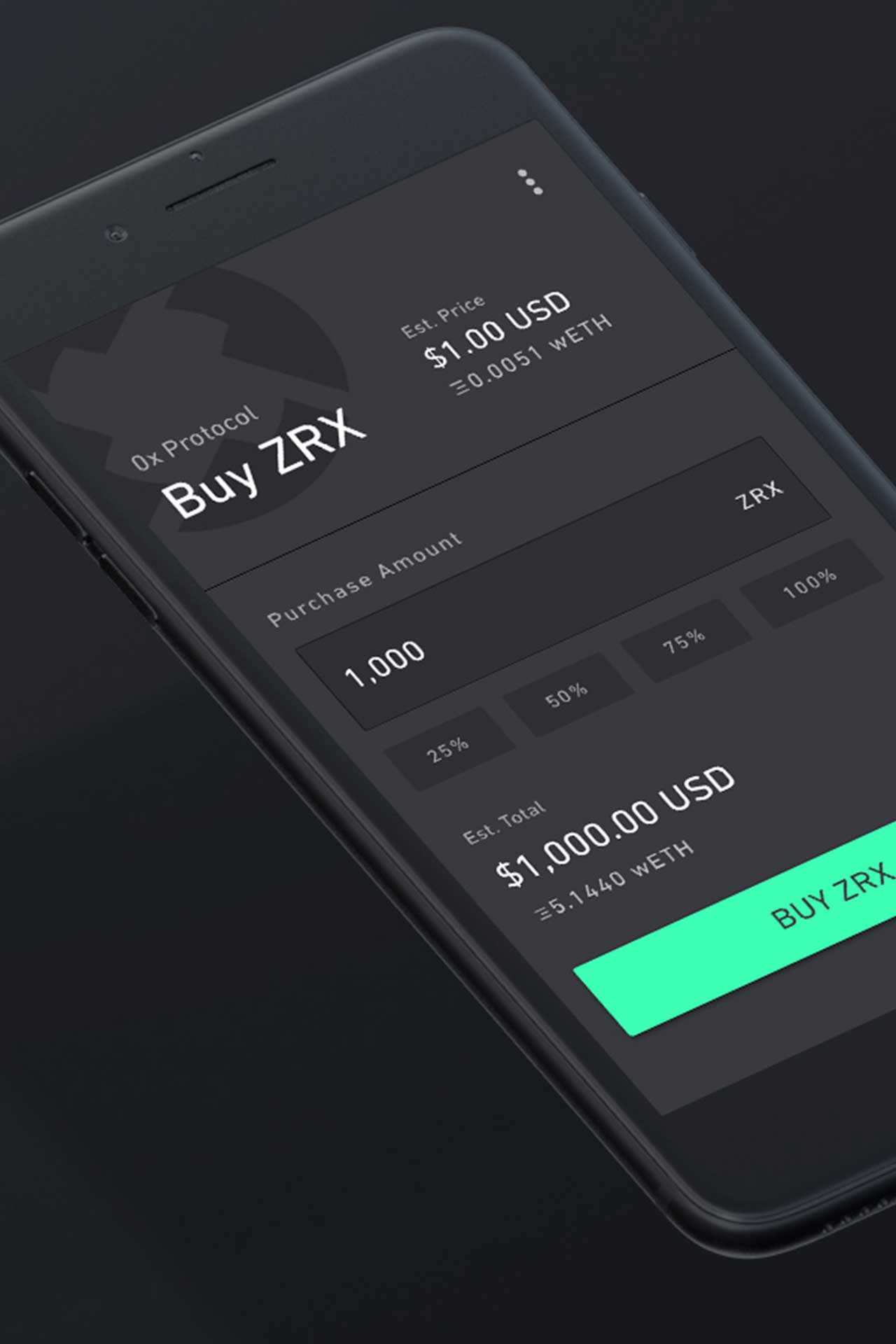a-phone-with-a-cryptocurrency-trading-app-floats-on-a-black-background