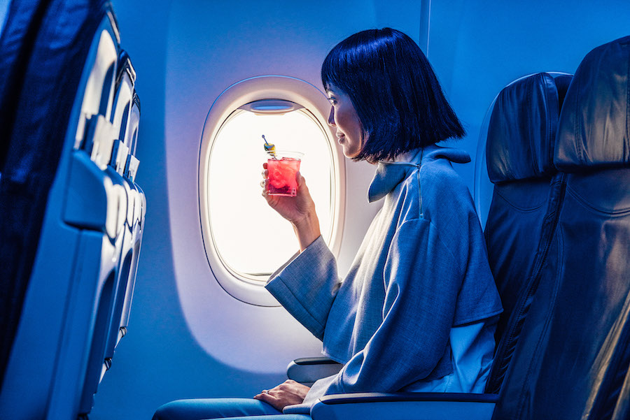 Alaska Airlines portfolio cover photo