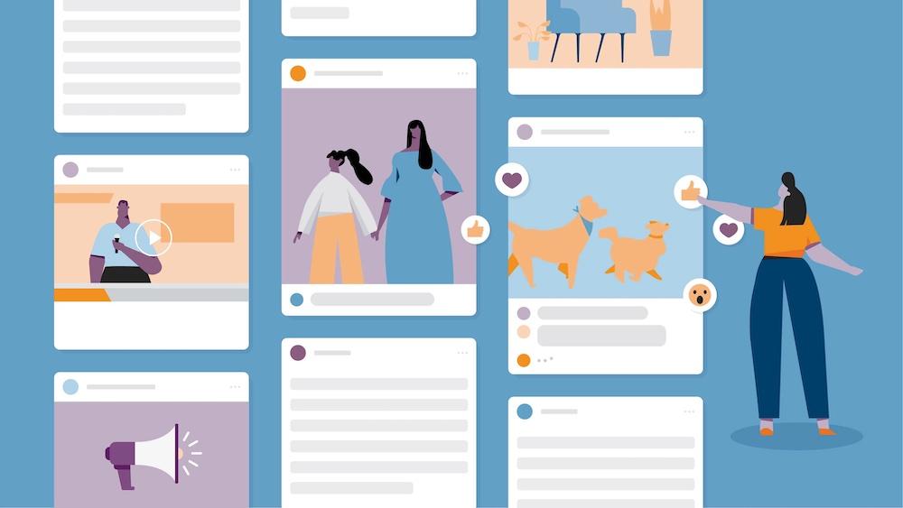 Facebook Enterprise Design cover photo