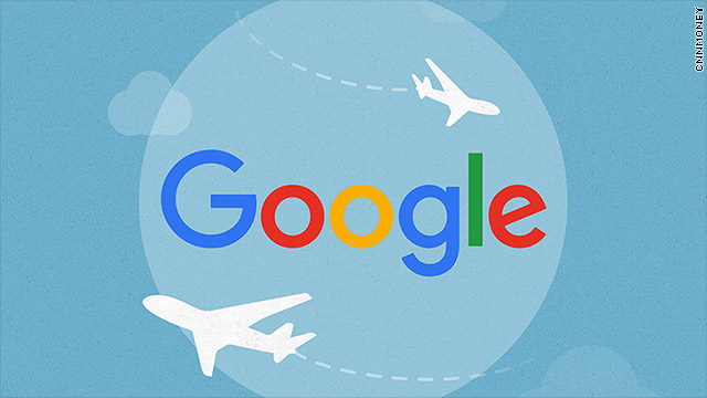 Google Flights portfolio cover photo