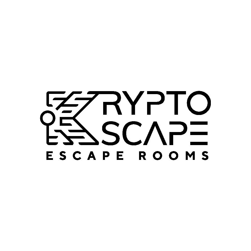 KryptoScape Escape Room Logo