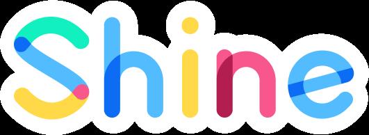 Logo shine