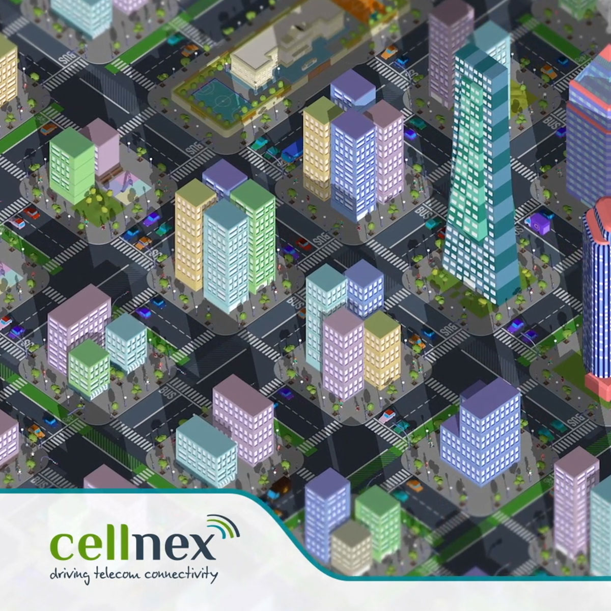 Cellnex: Brand Strategy