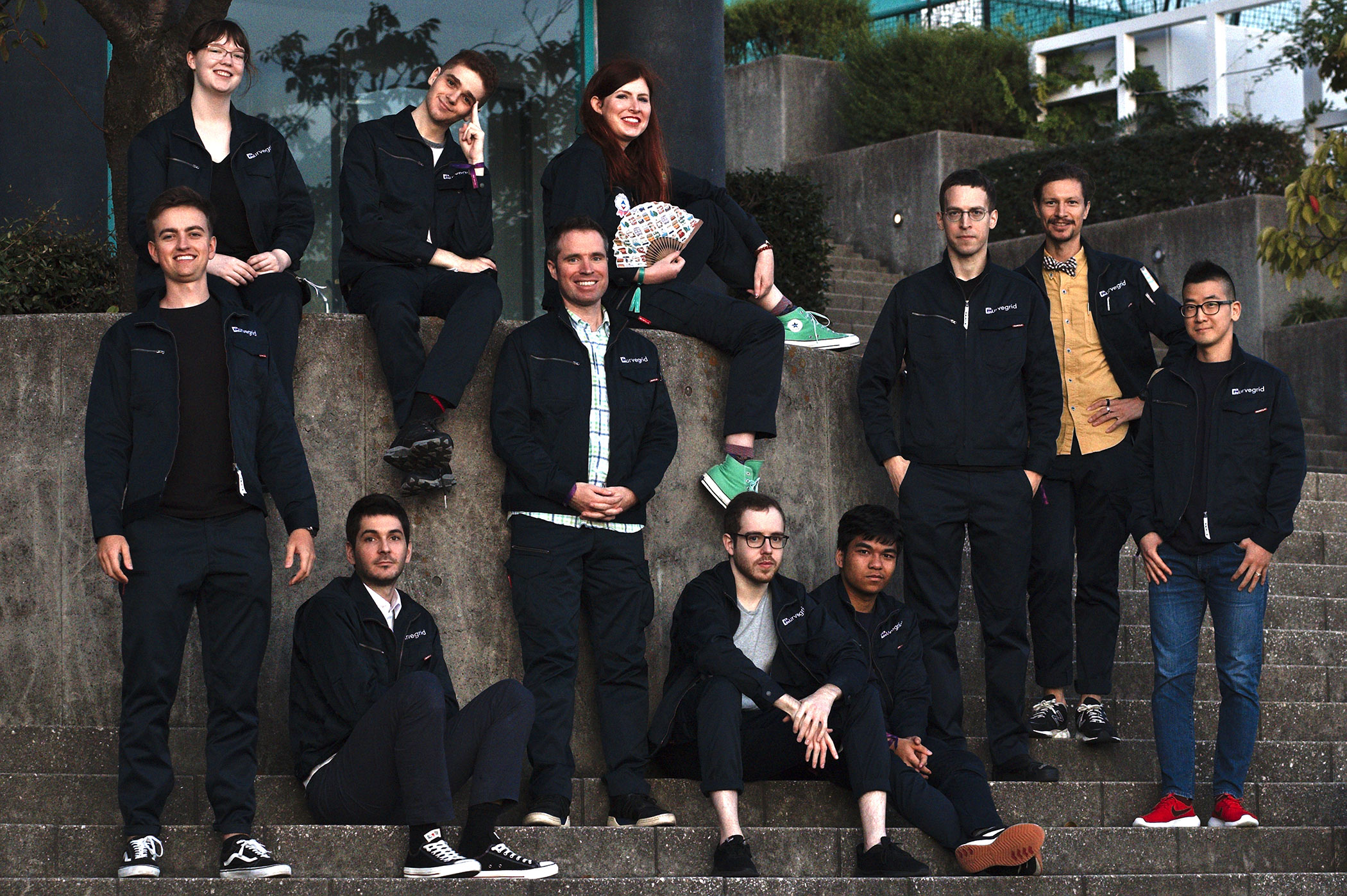 Curvegrid Team