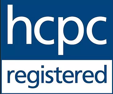 Healthcare Professionals Council registered badge