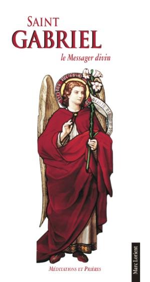 Saint Gabriel le Messager Divin