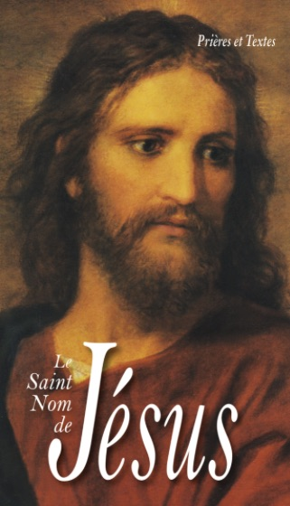 Prières au Saint Nom de Jésus