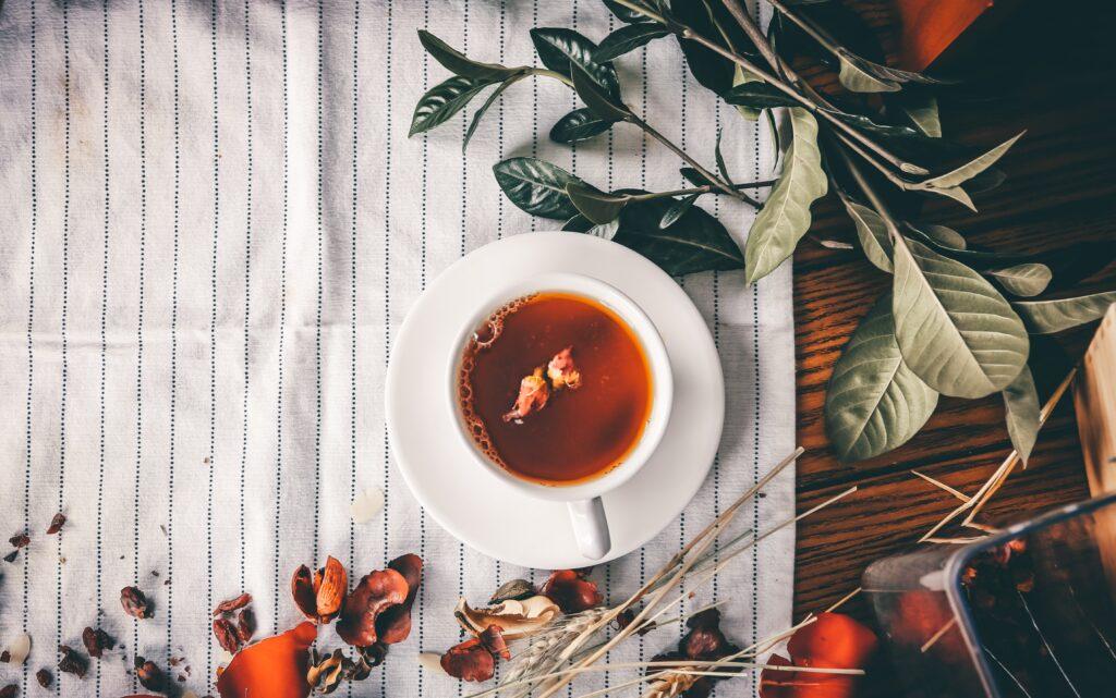 THE PERFECT CHRISTMAS TEA