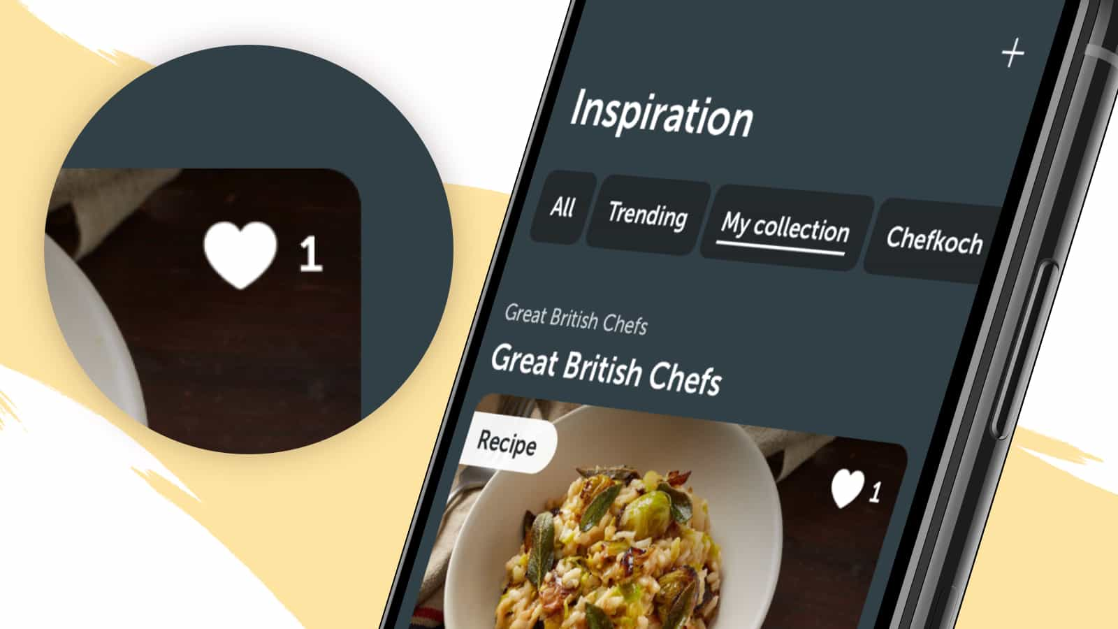 CREATE YOUR OWN RECIPE COLLECTION