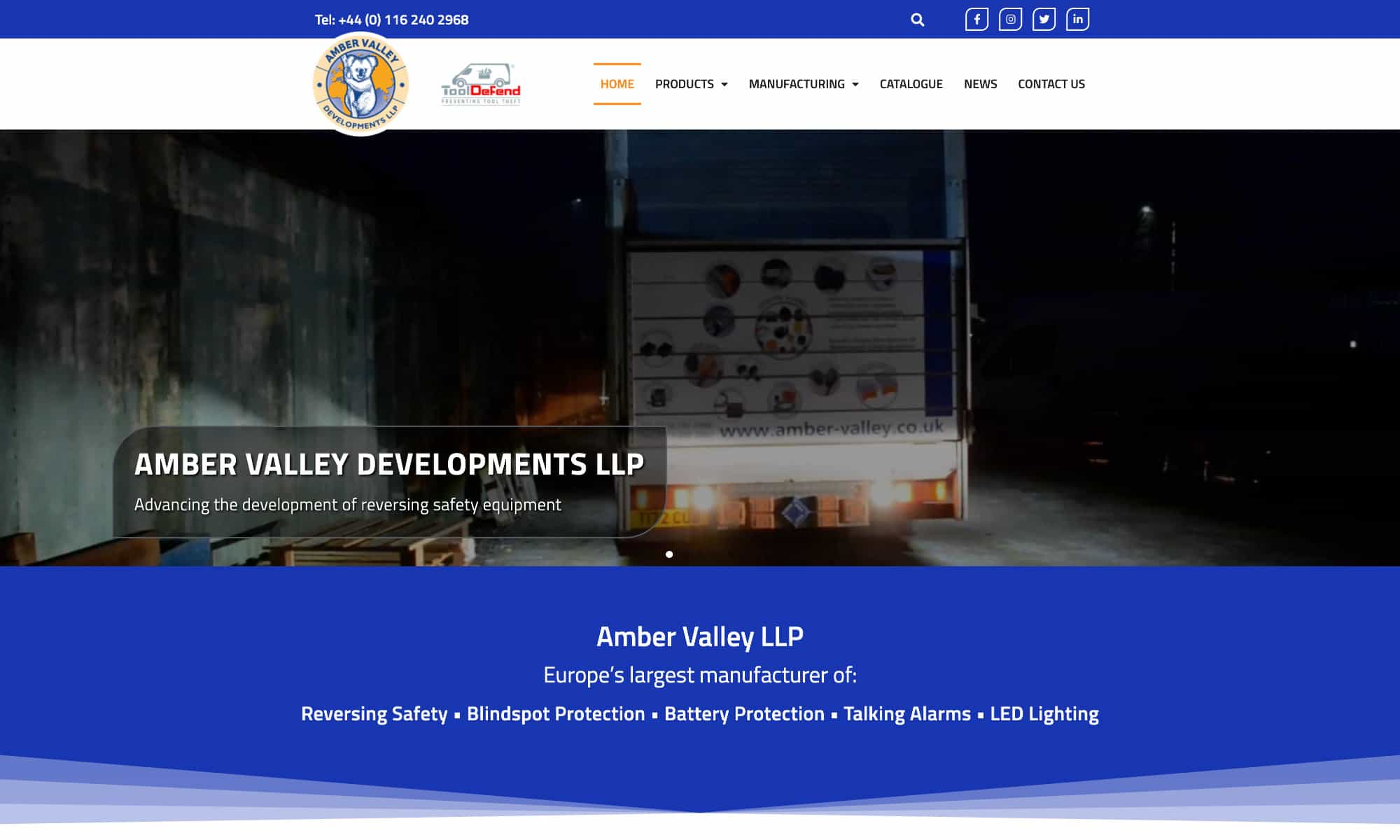 Amber Valley LLP