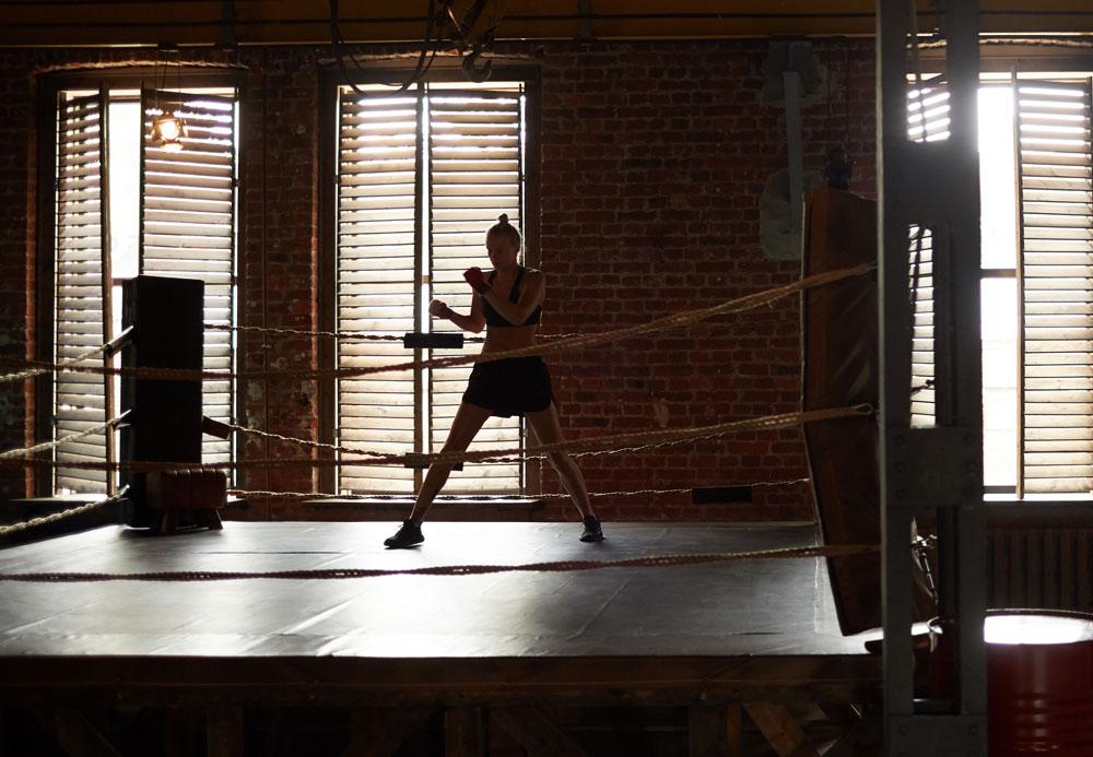 Boxing HIIT (LIVE)