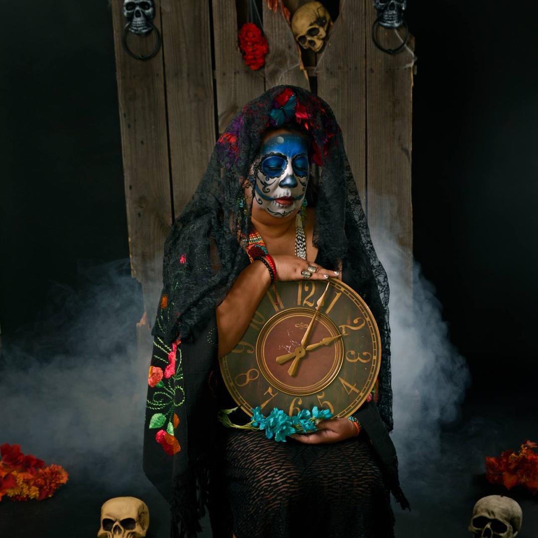 """A Día de los Muertos Perspective: My Path with Mictecacihuatl, """"Lady of the Dead"""""""