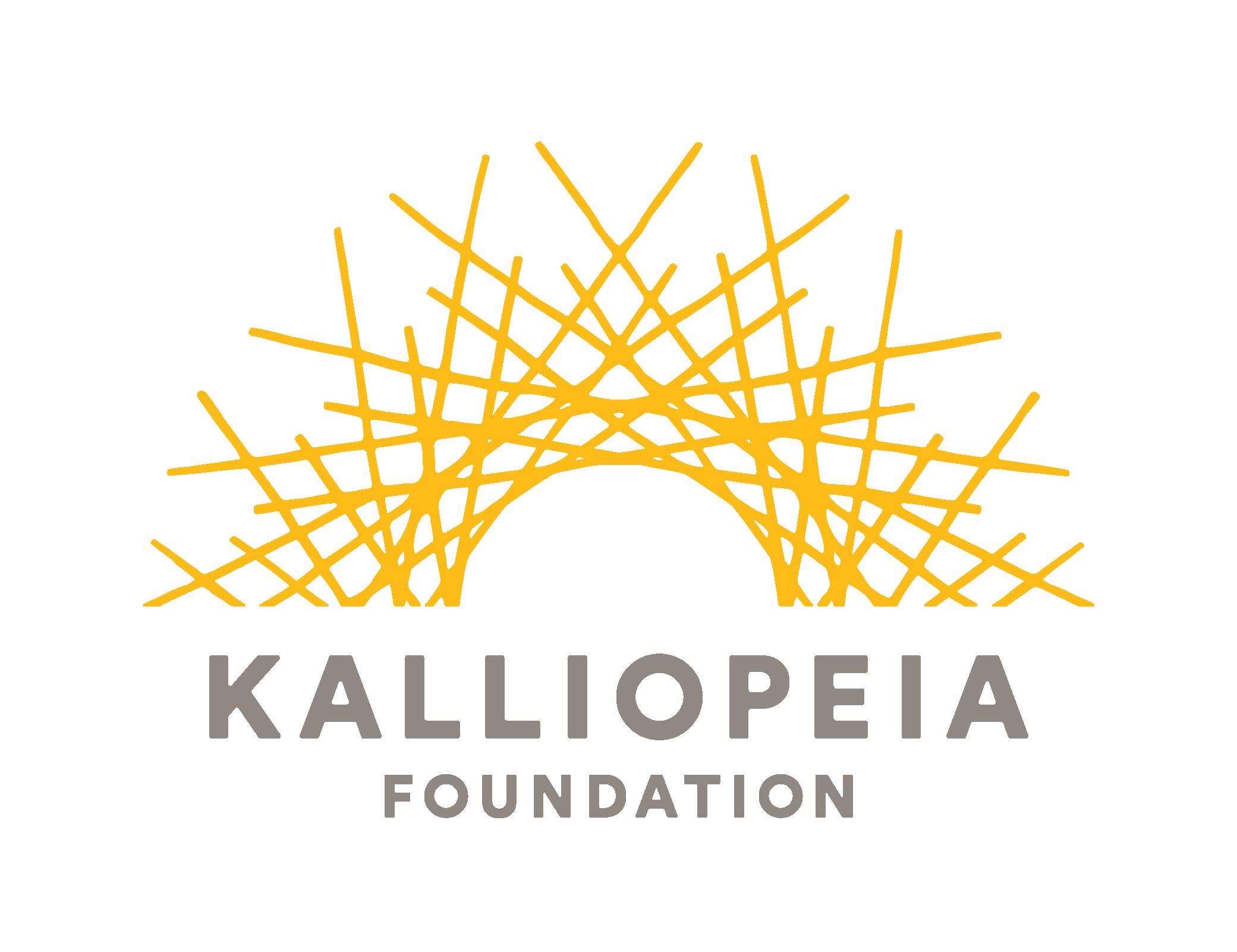 Kalliopeia Foundation logo